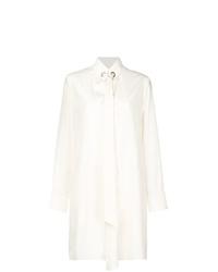 Vestito chemisier bianco di Chloé
