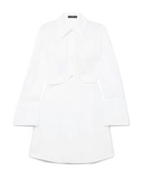 Vestito chemisier bianco di Ellery