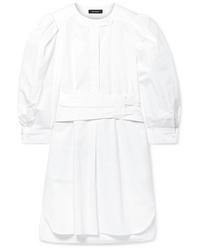 Vestito chemisier bianco di Isabel Marant