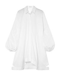 Vestito chemisier bianco di JW Anderson
