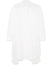 Vestito chemisier bianco di Sacai