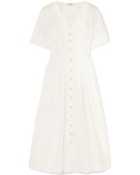 Vestito chemisier bianco di Sea