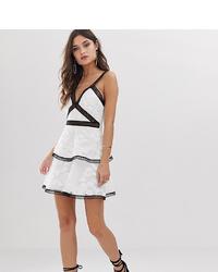 newest 7d451 6102a Vestiti da cocktail di pizzo bianchi da donna | Moda donna ...