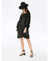 Vestito da spiaggia nero di Innika Choo