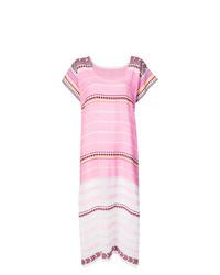 Vestito da spiaggia rosa di Lemlem