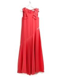 Vestito rosso di Miss Blumarine