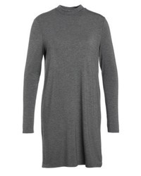 Vestito scampanato grigio di Noisy May