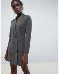 Vestito smoking grigio di Vero Moda