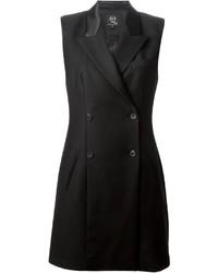 Vestito smoking nero