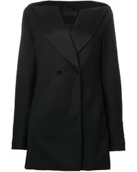 Vestito smoking nero di Dion Lee