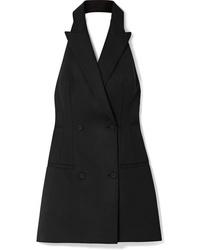Vestito smoking nero di Sara Battaglia