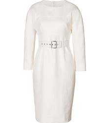 Vestito tubino bianco