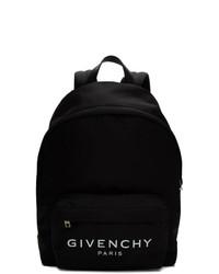 Zaino di tela nero di Givenchy